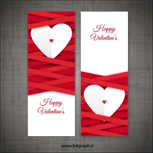 دانلود رایگان کارت های تبریک روز ولنتاین