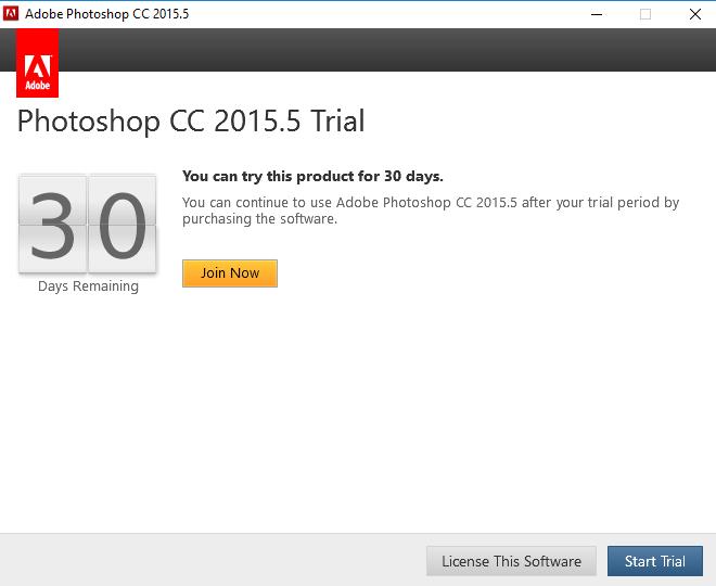 آموزش نصب فتوشاپ نسخه 2015.5