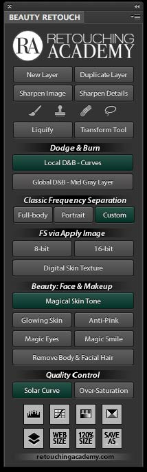 دانلود RA Beauty Retouch Panel v3.1 + Pixel Juggler v2.1