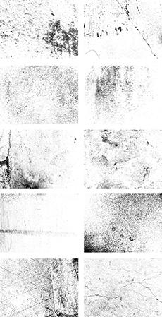دانلود 10 براش کثیفی برای فتوشاپ