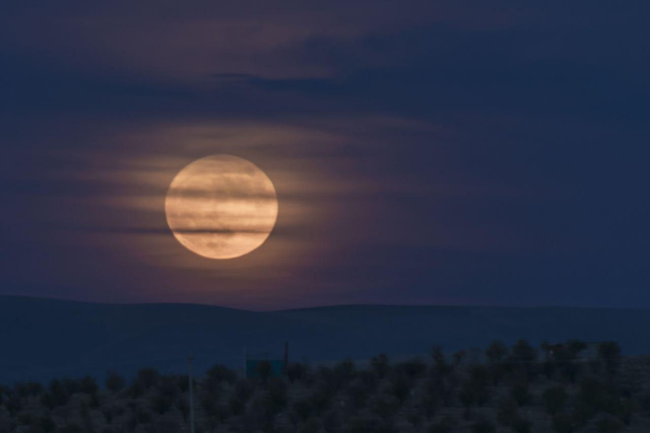 super moon iran
