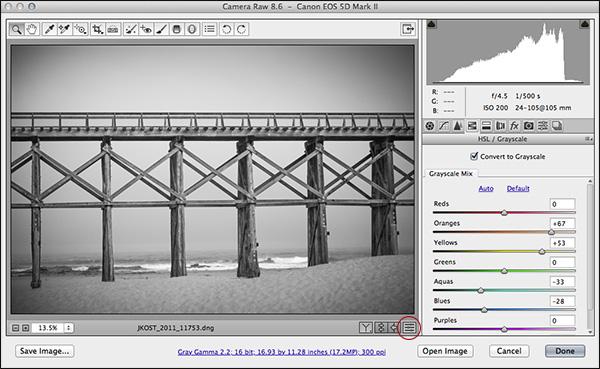 دانلود Adobe Camera Raw 9.8.0 پردازش تصاویر فرمت RAW