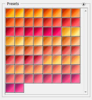 66 گرادیانت فوق العاده زیبا برای افکت رنگی پاییزی