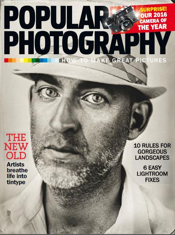 دانلود مجله پرطرفدار آموزش عکاسی Popular Photography - January 2017