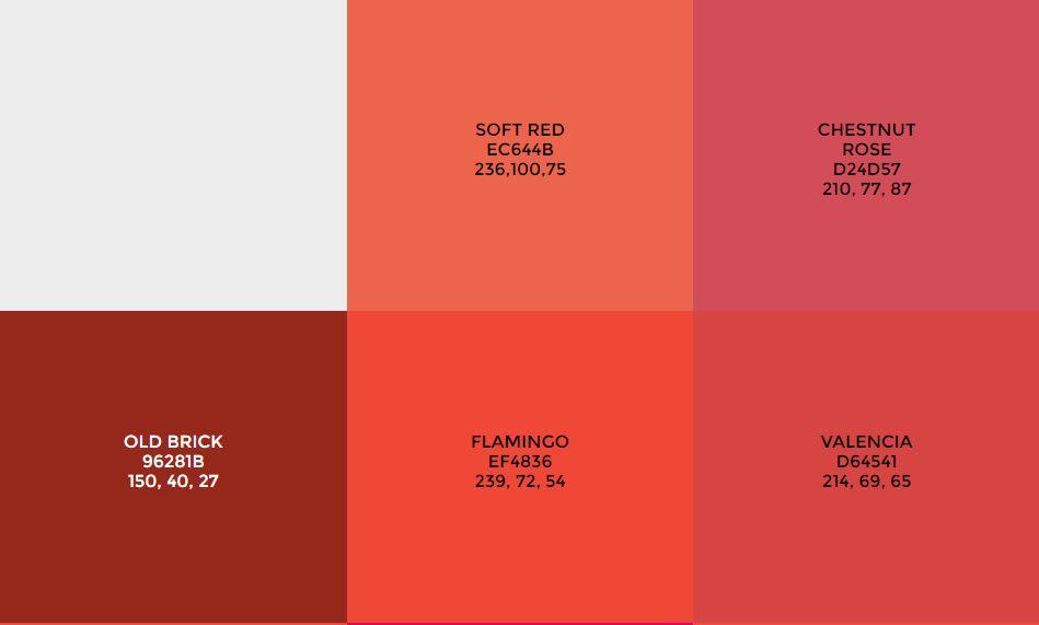 معرفی سایت انتخاب رنگ فلت مناسب طراحی و وبسایت