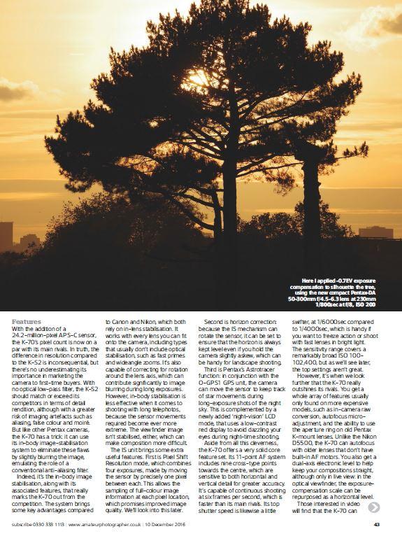 دانلود مجله عکاسی Amateur Photographer