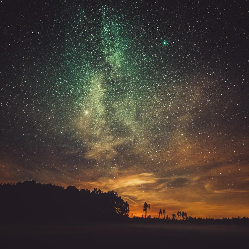 چگونه عکس شارپ از ستارگان ثبت کنیم ؟