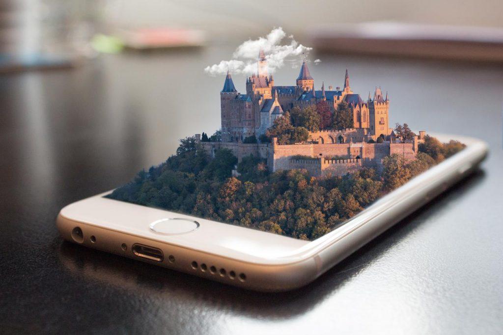 آموزش فوتو مونتاژ ساده روی یک گوشی