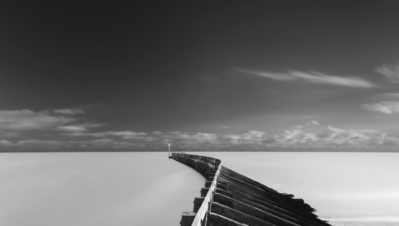 آموزش عکاسی Long Exposure از دریا