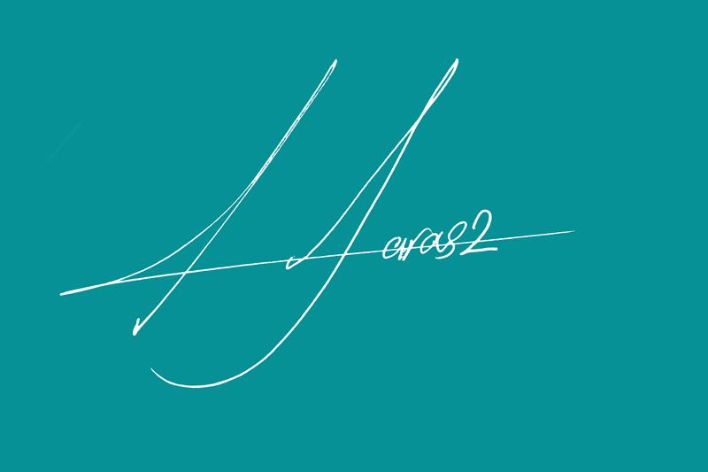نحوه انتقال امضا به فتوشاپ
