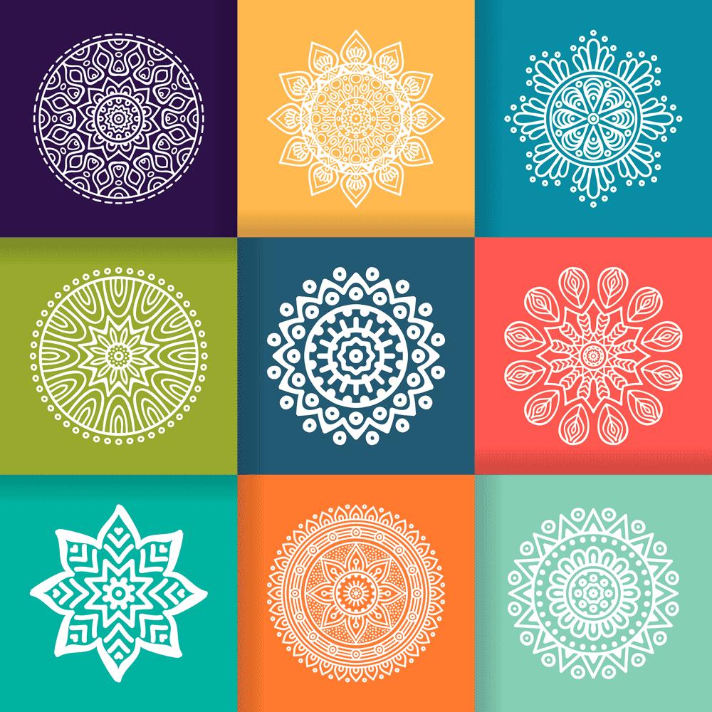 تقارن در طراحی (Paint Symmetry) در فتوشاپ 2018