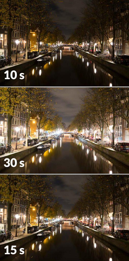 آموزش ترکیب چند عکس به HDR در Camera RAW فتوشاپ