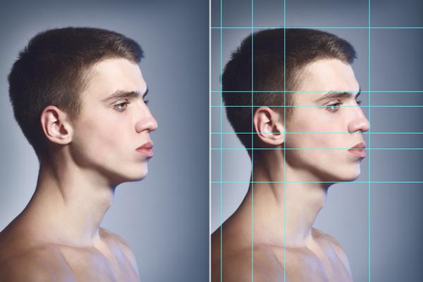 نقاشی دیجیتالی چهره در فتوشاپ با شباهت باور نکردنی