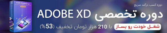 دوره آموزش ادوبی XD