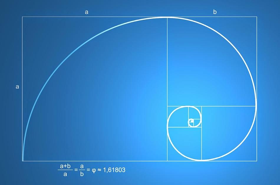 قانون نسبت طلائی در ترکیب بندی عکس