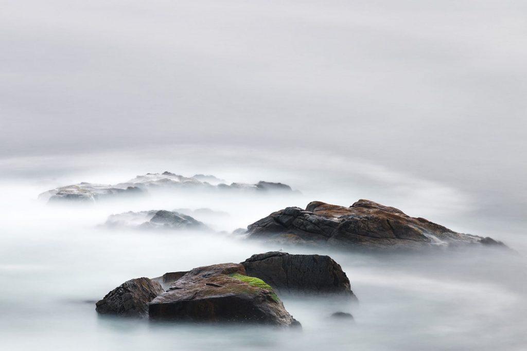 عکاسی منظره در فضای مه