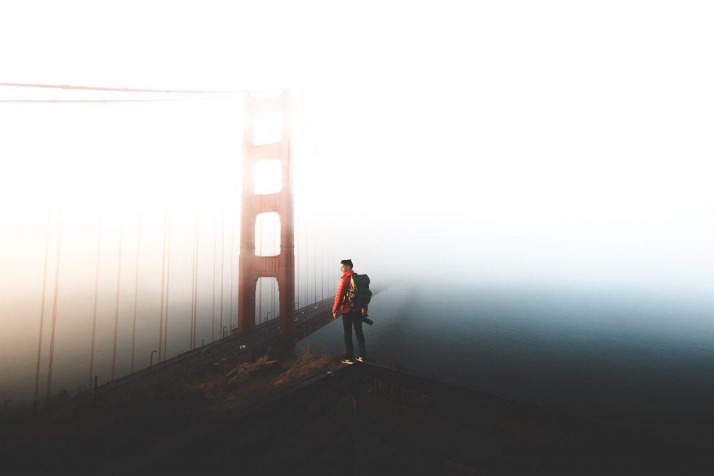 تنظیمات دوربین هنگام عکاسی در مه
