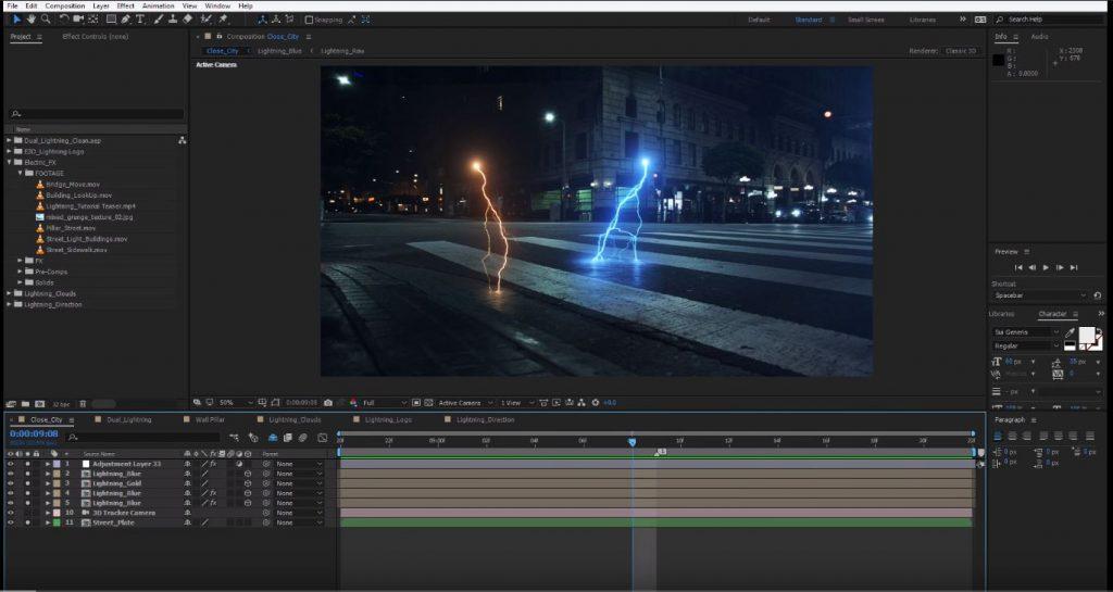 دانلود افترافکت 2020 (دانلود Adobe After Effects 2020)