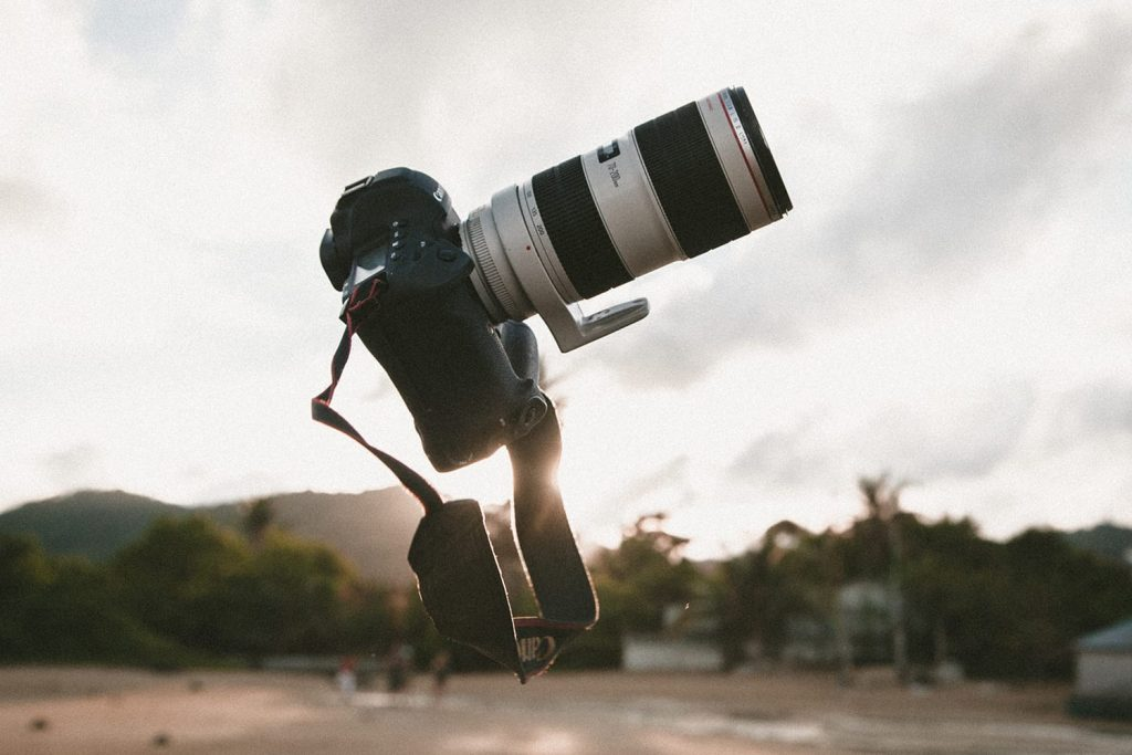 خرید دوربین جدید