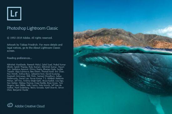 دانلود لایت روم 2020 (دانلود Adobe Lightroom Classic 2020)