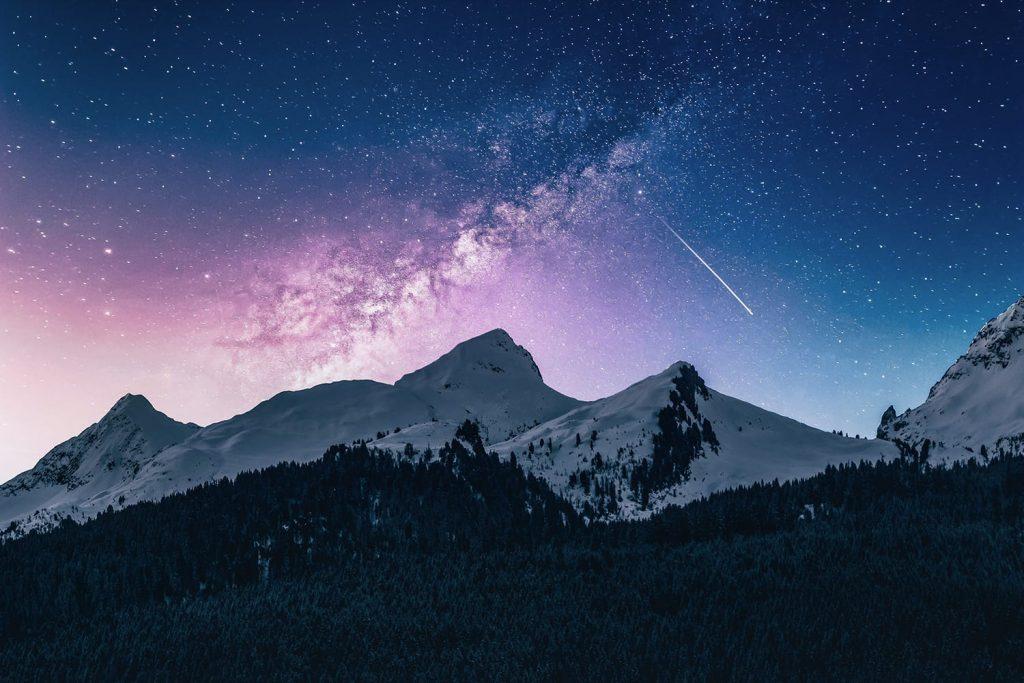عکاسی از کوه ها