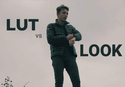 مقایسه مفهومی lut یا look در پریمیر | کدام یک بهتر است؟