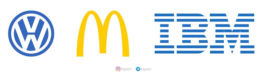 مونوگرام در انواع لوگو