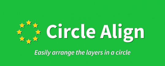 آموزش کامل Circle Alige افترافکت