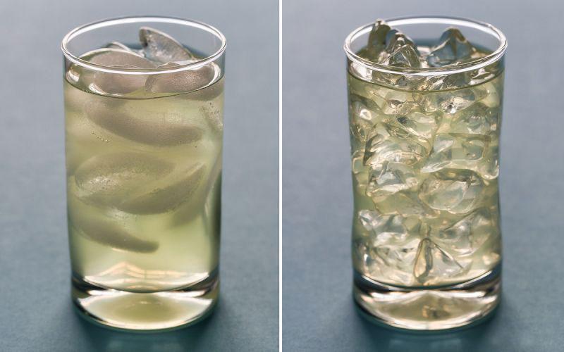 ترفندهای استفاده از یخ برای طراحی چیدمان در فودگرافی.