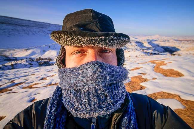 نکات عکاسی در آب و هوای سرد!