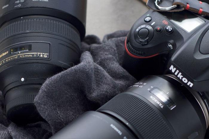 تنظیمات دوربین در عکاسی.