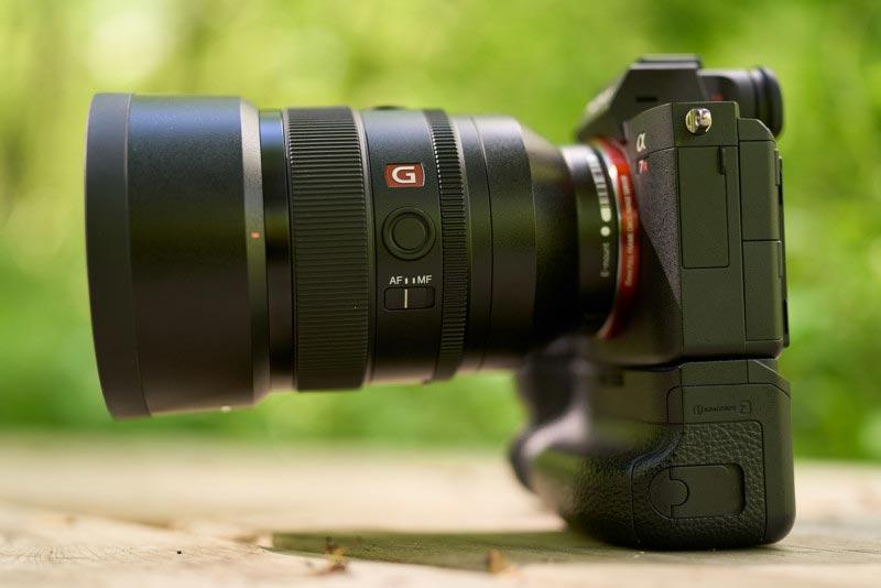 نقد و بررسی حرفه ای لنز سونی 50mm f/1.2 G