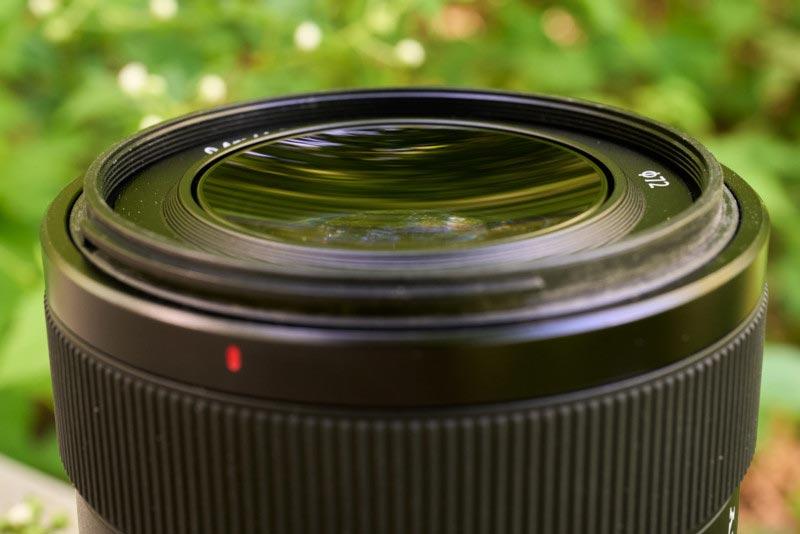کیفیت لنز سونی 50mm f/1.2 G